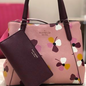 Kate spade MD 🌸satchel and wallet